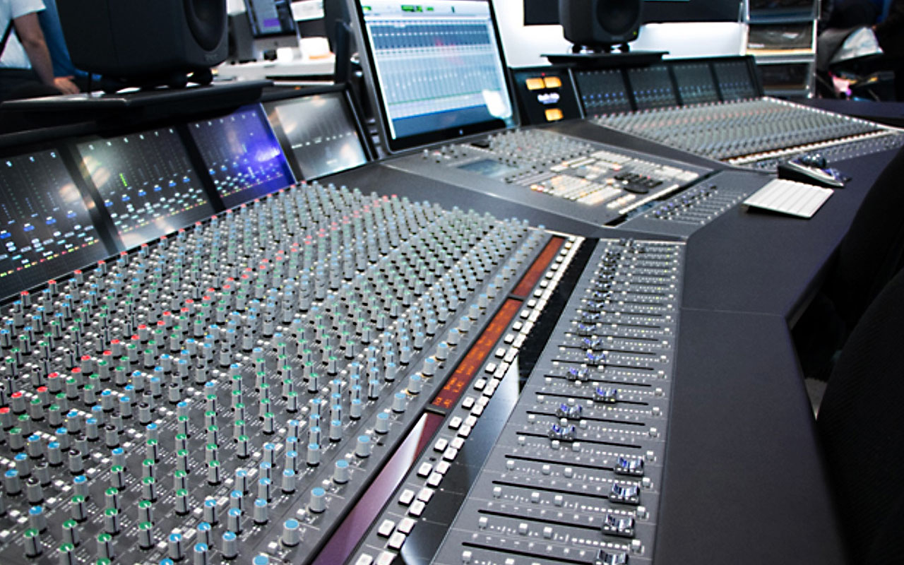 ssl console at aes