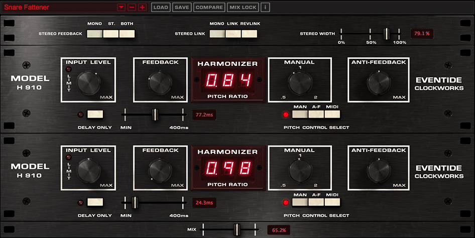 H910 Dual plug-in