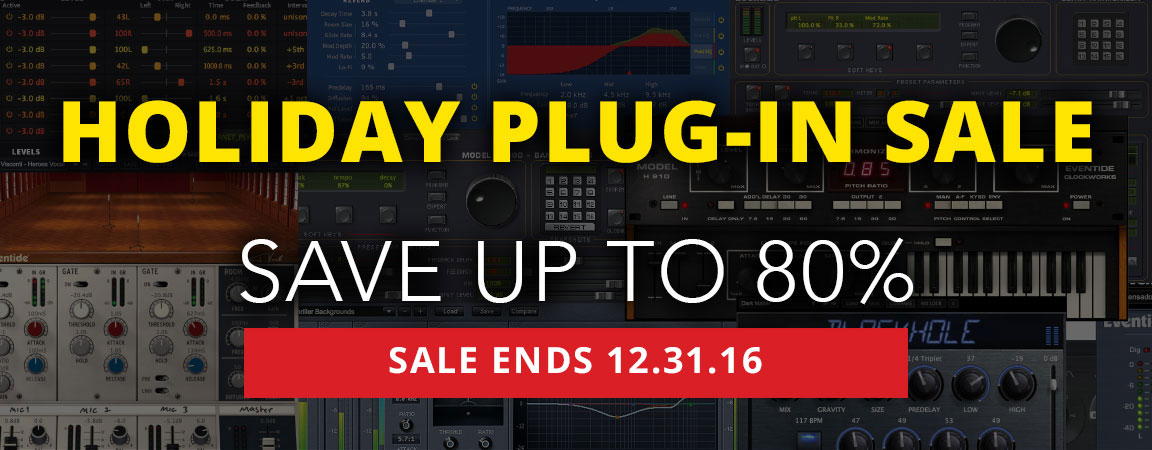 Eventide Plug-in Sale