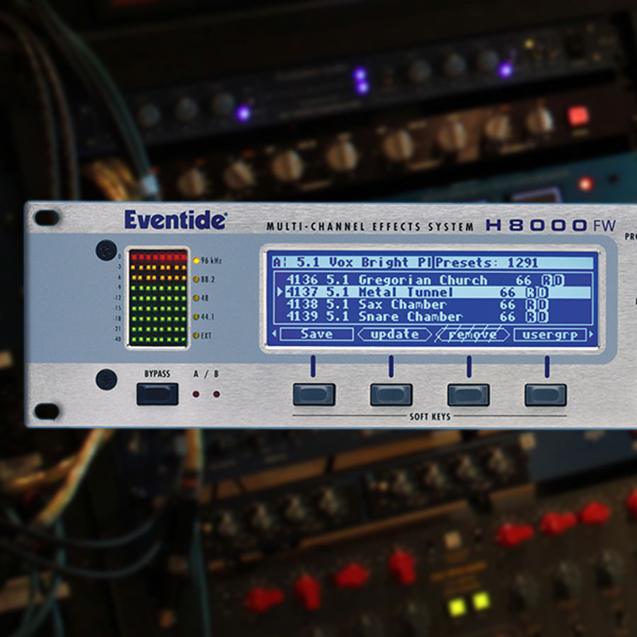 Eventide H8000 Rackmount Effects Processor