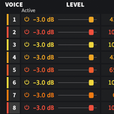 Octavox | Eventide 8 Voice Diatonic Pitch Shift Harmonizer