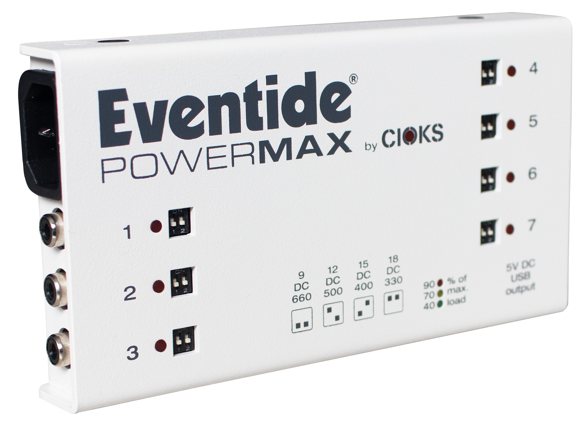 Eventide PowerMax Effects Pedal Power Supply