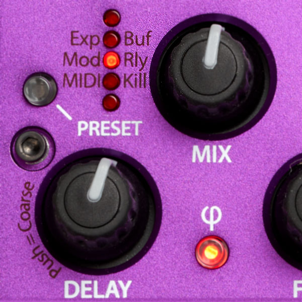 Rose Preset and Delay Ladder