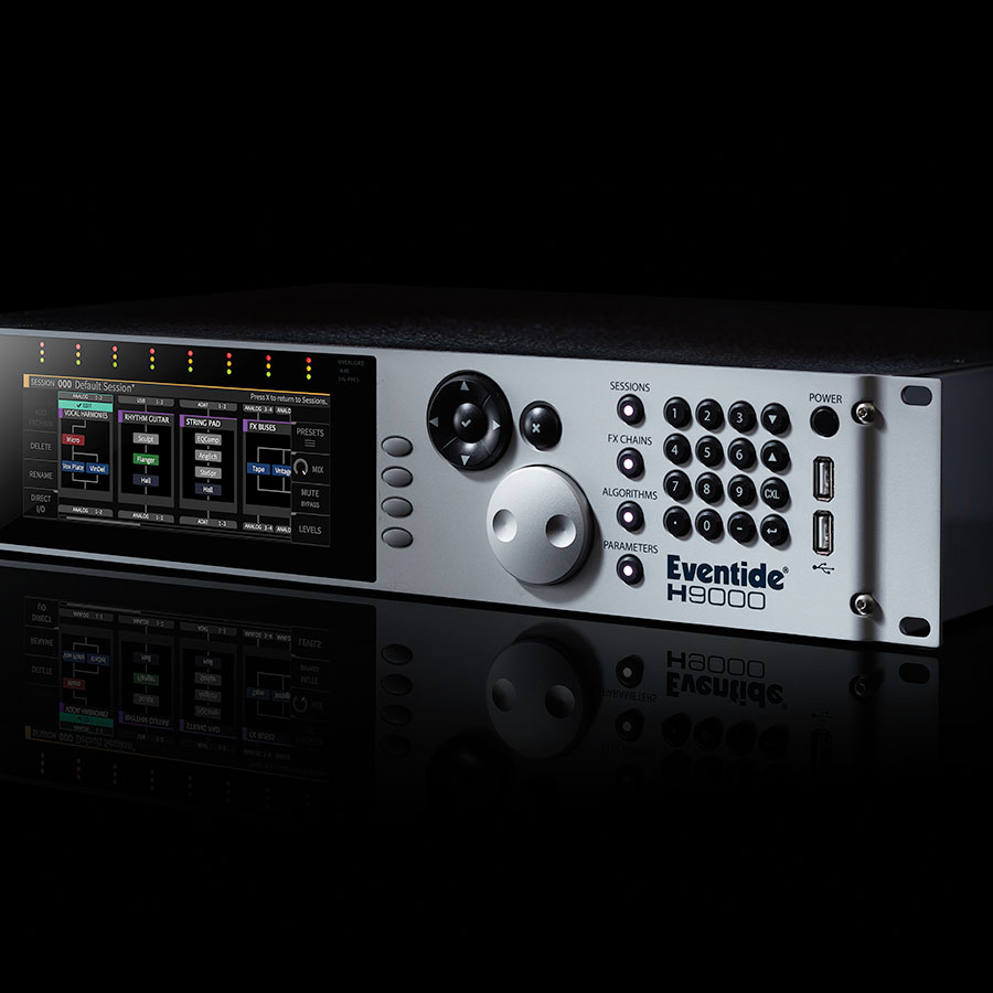 Eventide H9000 rack mount effect processor
