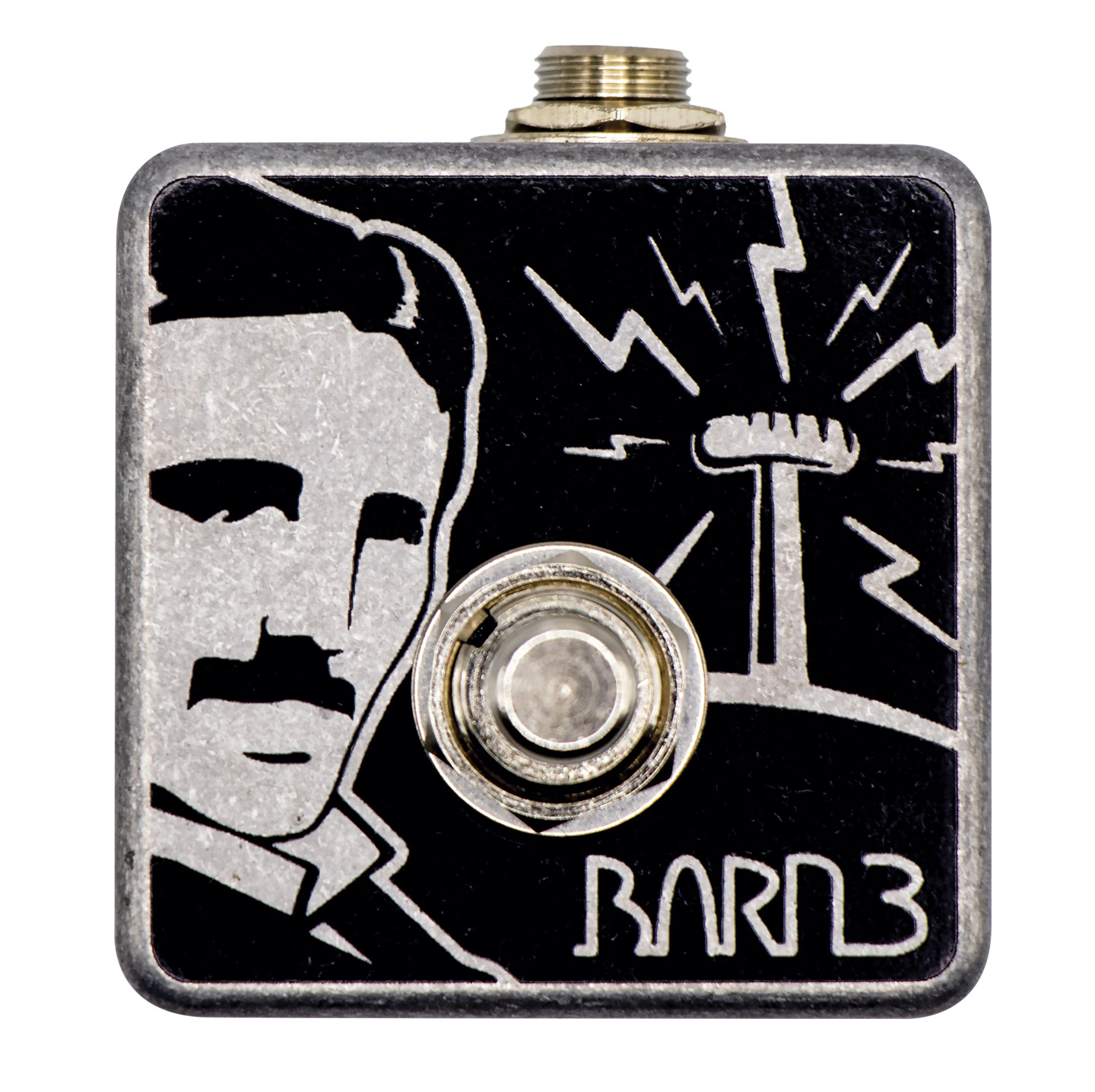 Tesla Tap Tempo Switch for Eventide Effects Pedals H9, TimeFactor, ModFactor, PitchFactor Space