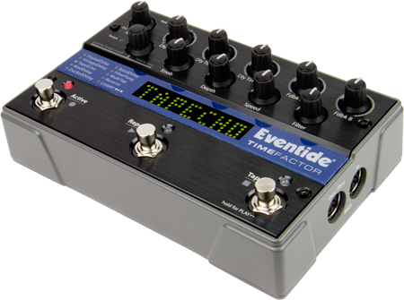 TimeFactor Delay pedal by Eventide