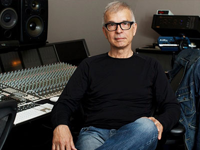 Tony Visconti Flanger quote