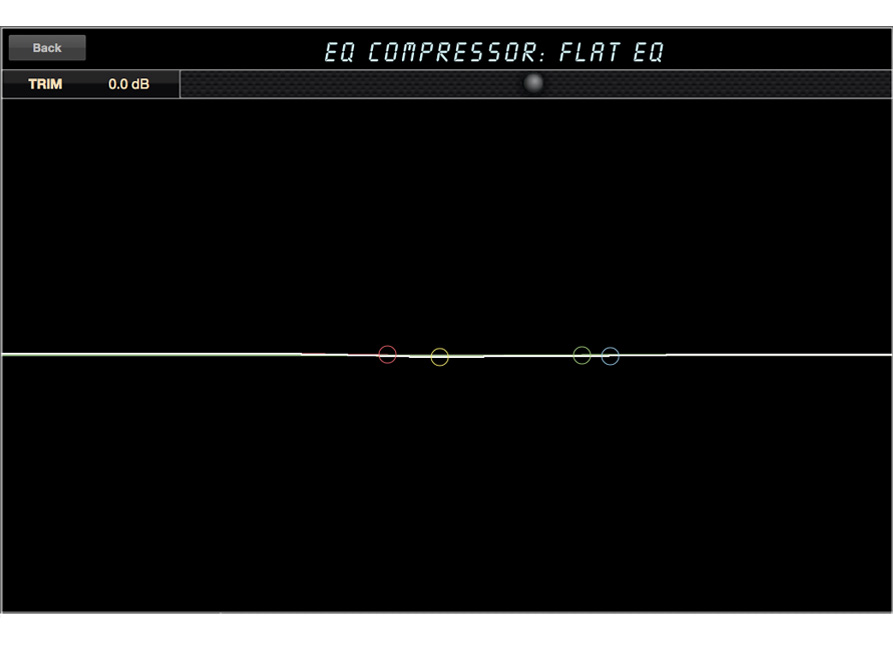 EQ Compressor Secondary Controls