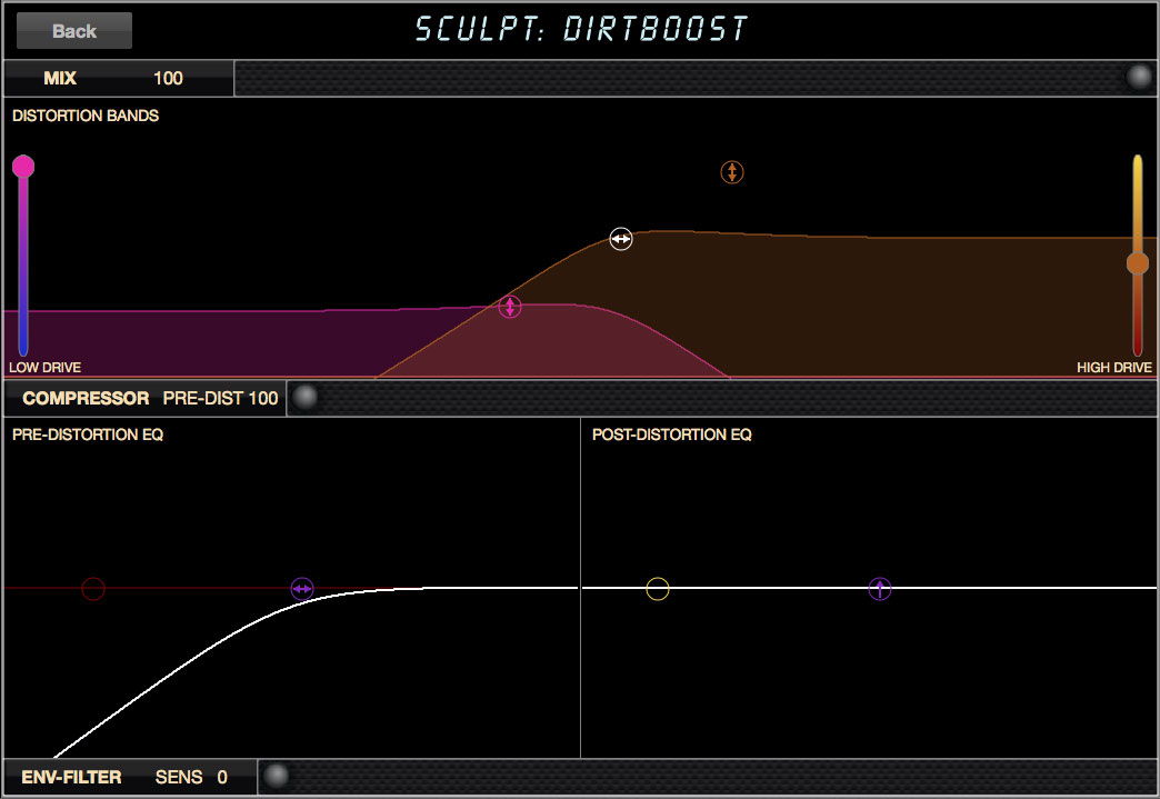 Sculpt Secondary Controls