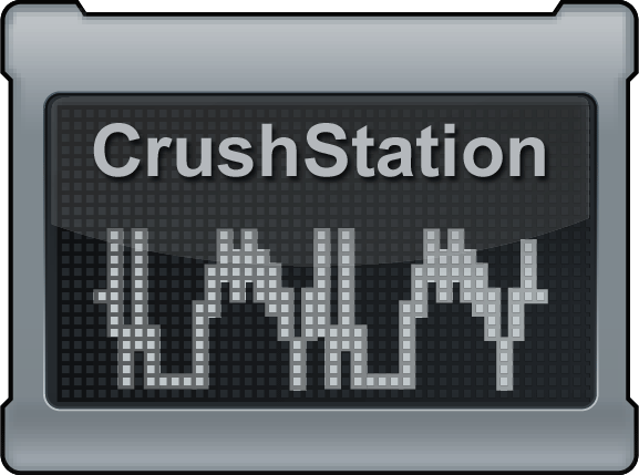 Crushstation Overdrive / Distortion H9 Algorithm