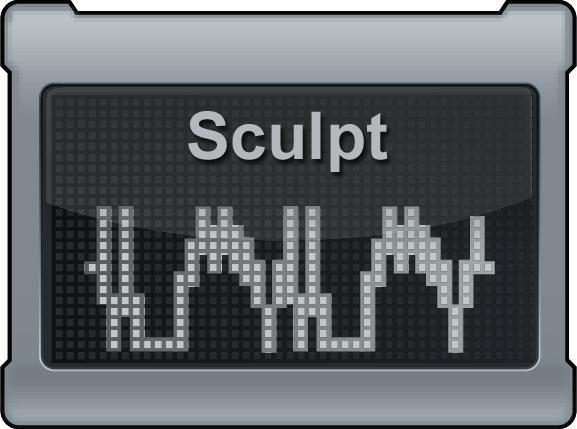 Sculpt Distortion Algorithm