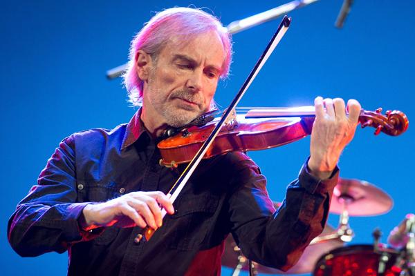 Jean Luc Ponty Violinst