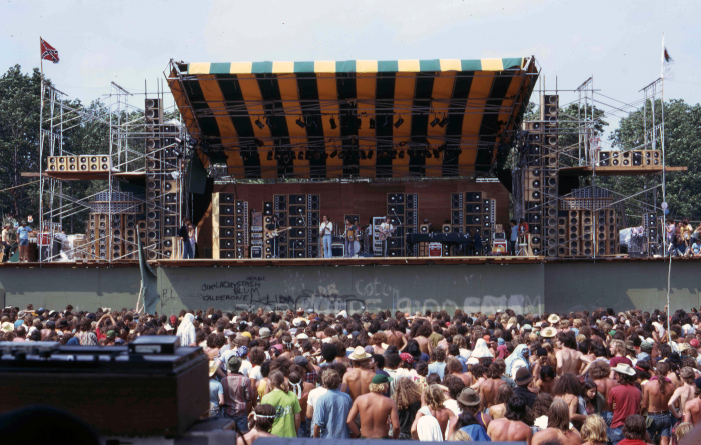 Grateful Dead Soundcheck: Summer Jam 1973