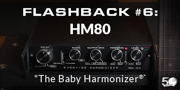 Eventide HM80 Harmonizer