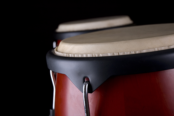 Retune congas with fission