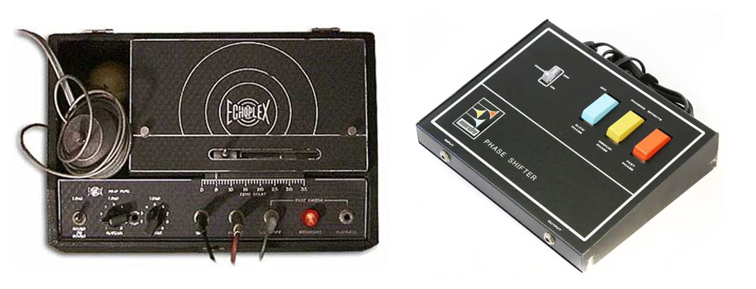 Original Echoplex with Phase Shifter