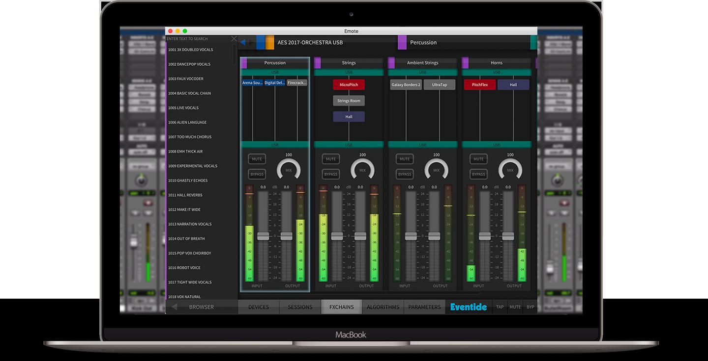H9000 Next Generation Harmonizer® | Multi Channel FX Platform