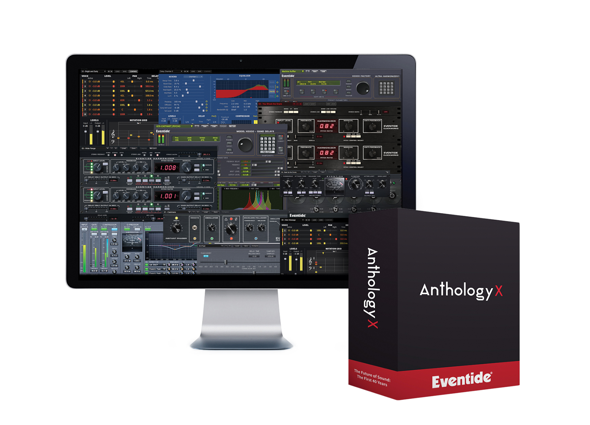 Eventide Anthology X Plugin Bundle for AAX, VST and AU