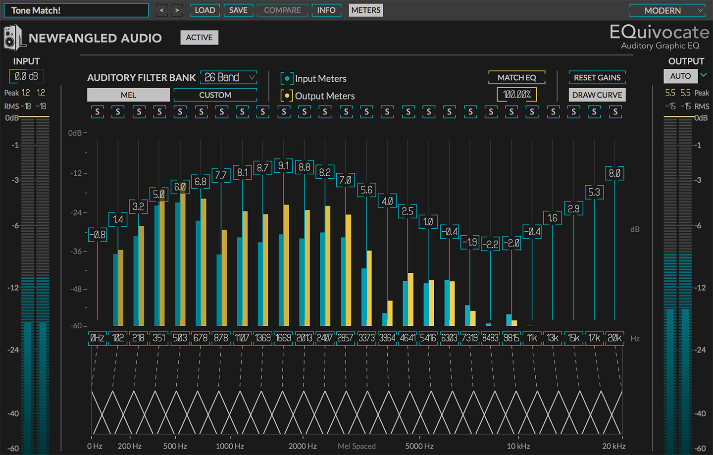 EQuivocate | Eventide Newfangled Audio Multi Band EQ