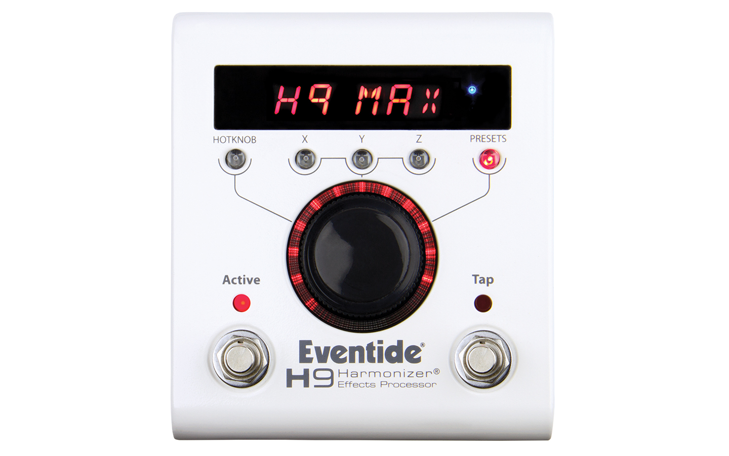 Eventide H9 Max Multi Effects Pedal delay reverb modulation pitch shift distortion