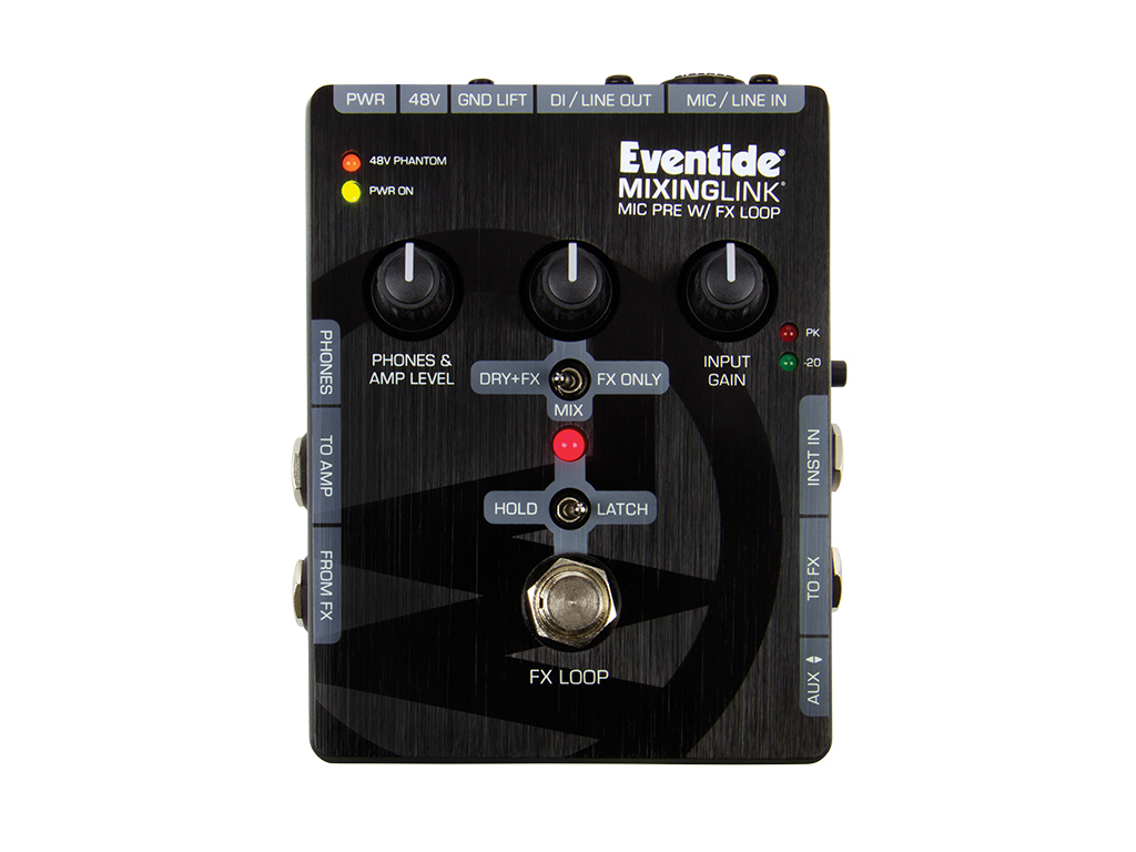 MixingLink | Eventide