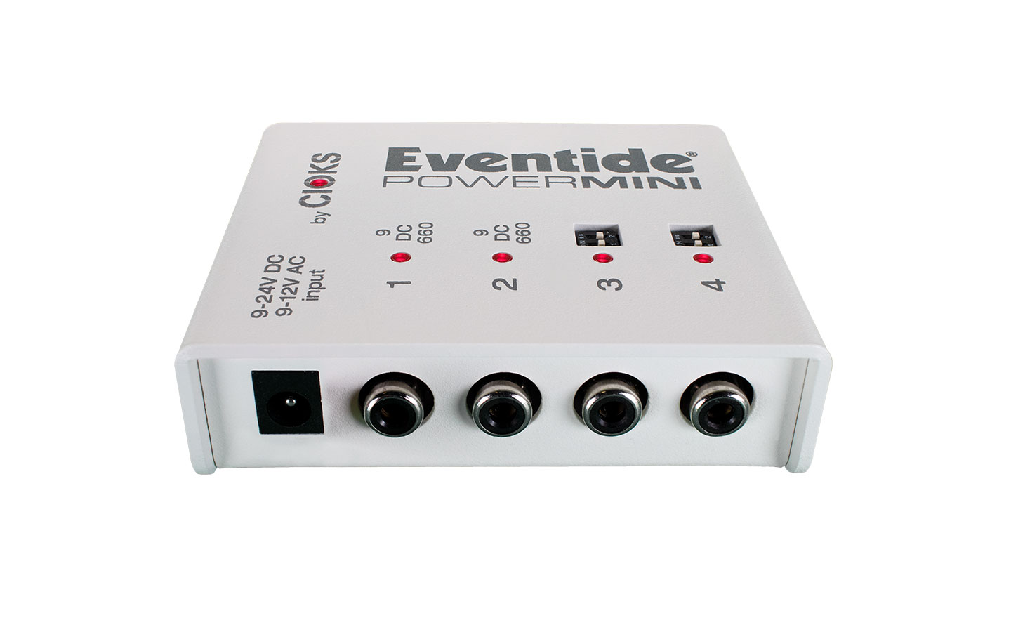 Eventide PowerMini side inputs Pedalboard power supply