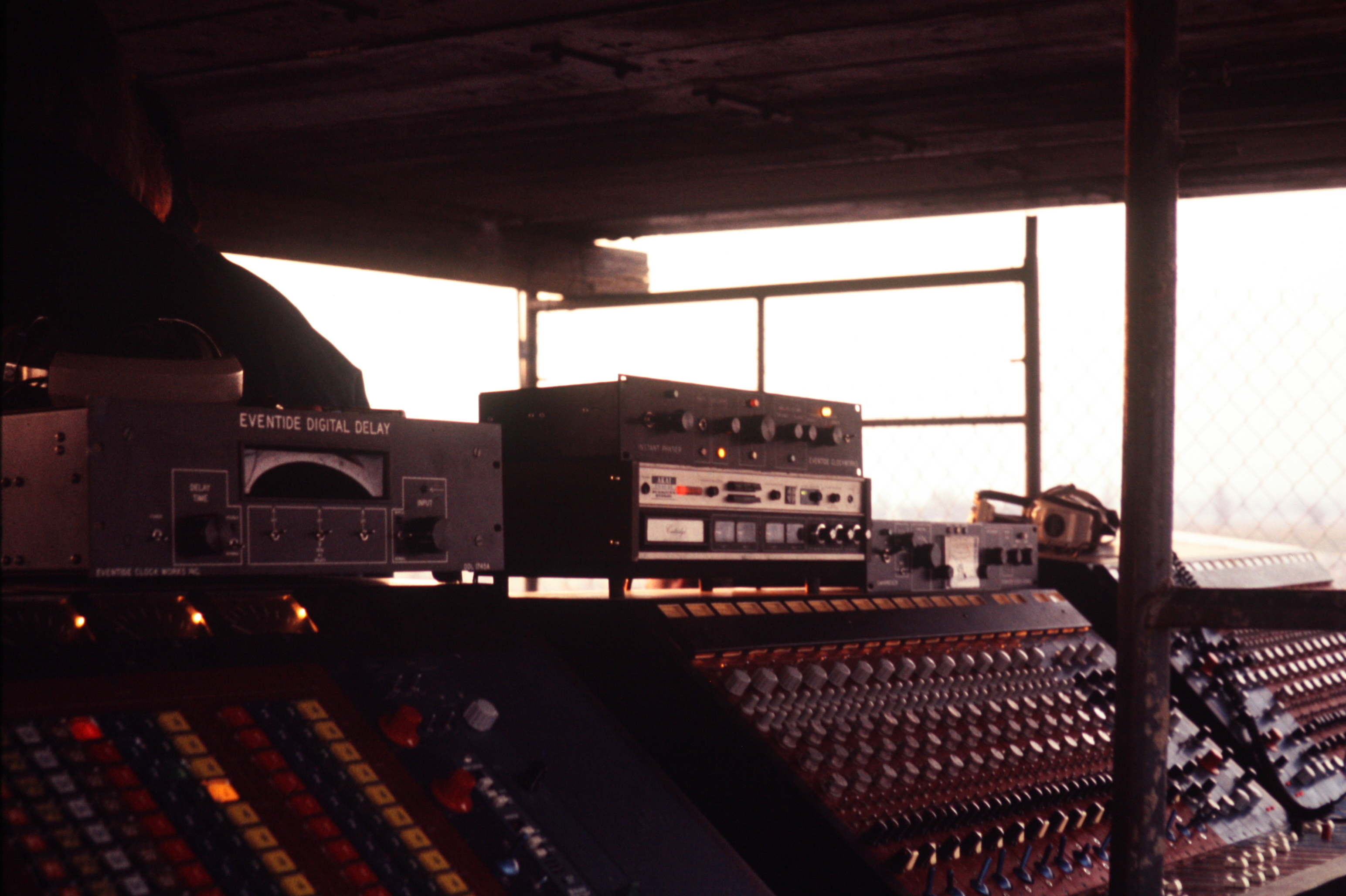 DDL, Phaser, & Omni at an Emerson, Lake & Palmer Concert