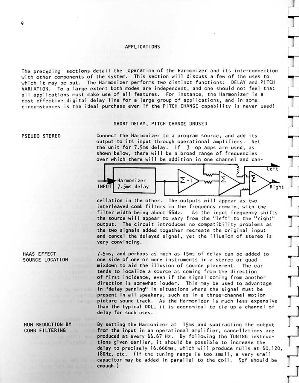H910 Manual Page 6