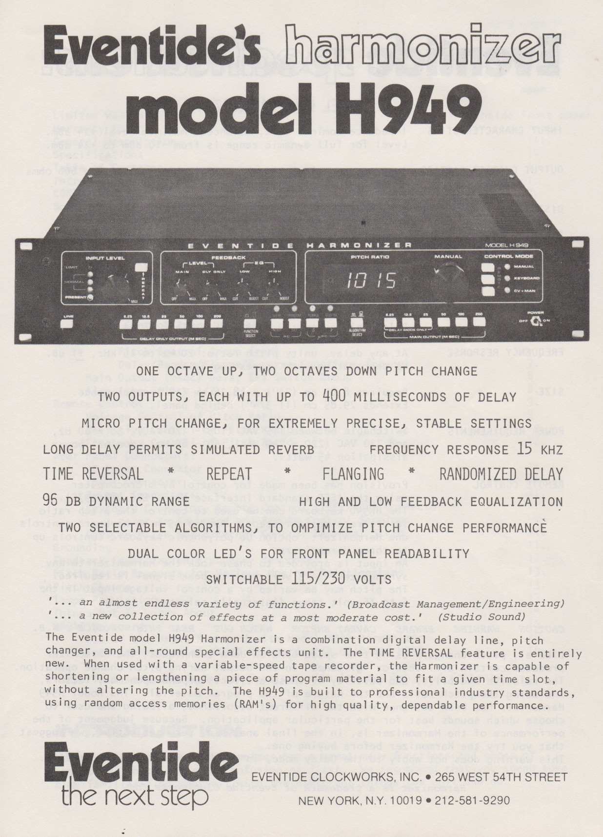 H949 User Manual Page 2