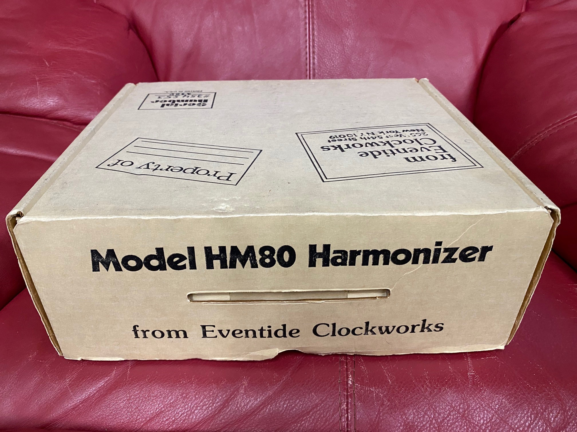 A Fully Packaged HM80