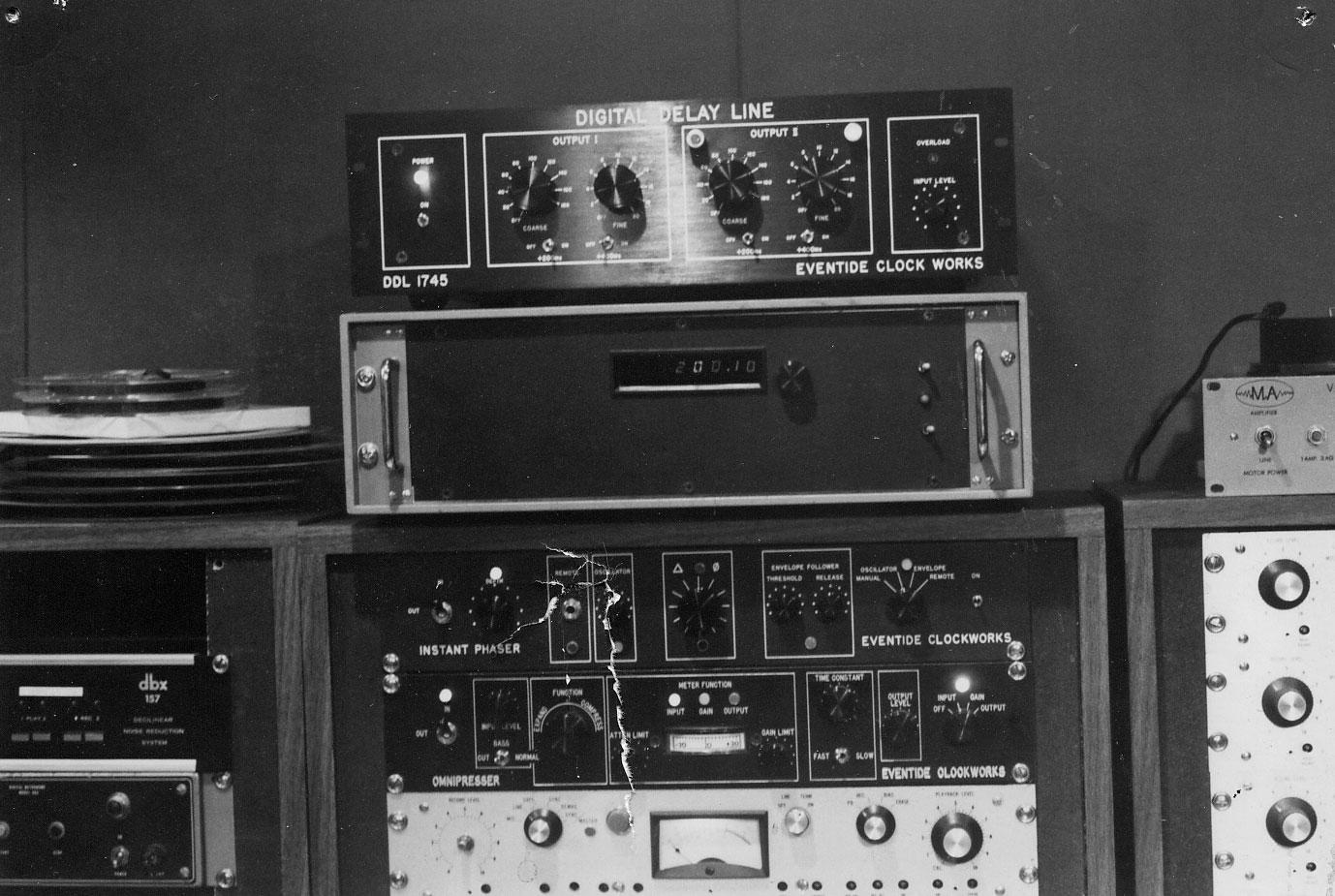 DDL 1745, Instant Phaser & Omnipressor Prototype