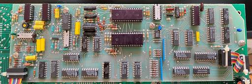 """The LU-618 """"Lupine"""" Board (add-on circuit board)"""