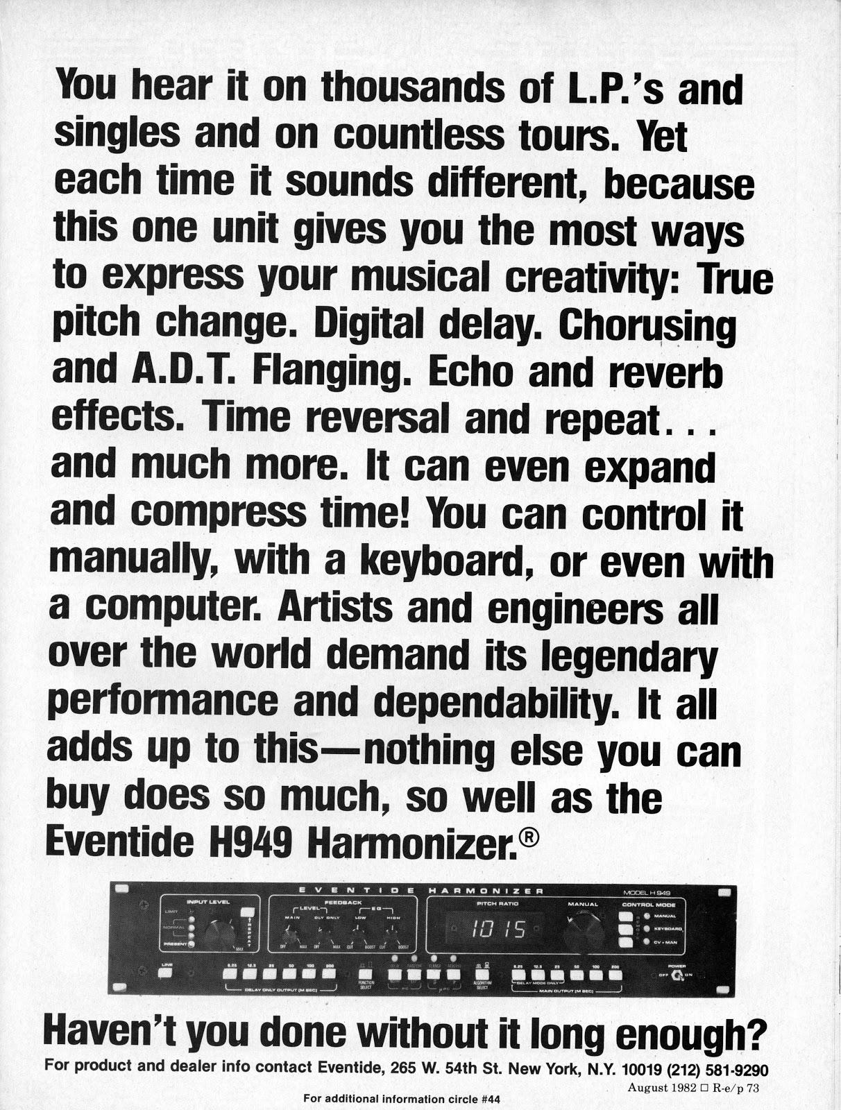 H949 Ad (1982)