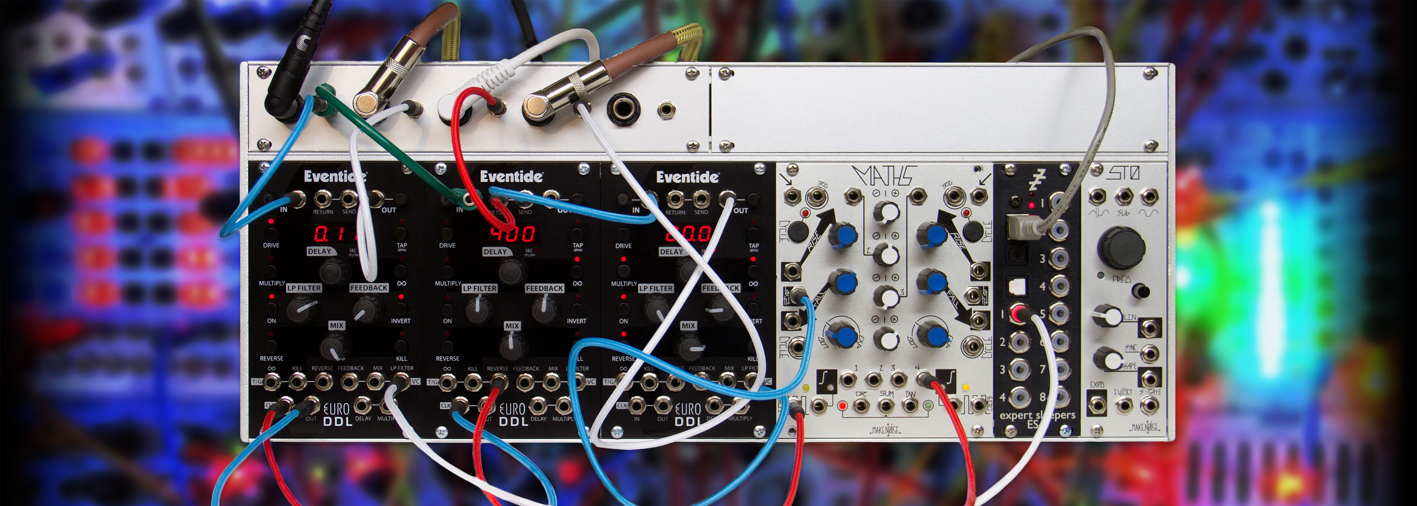 Euro DDL| Eventide Digital Delay Module for Eurorack