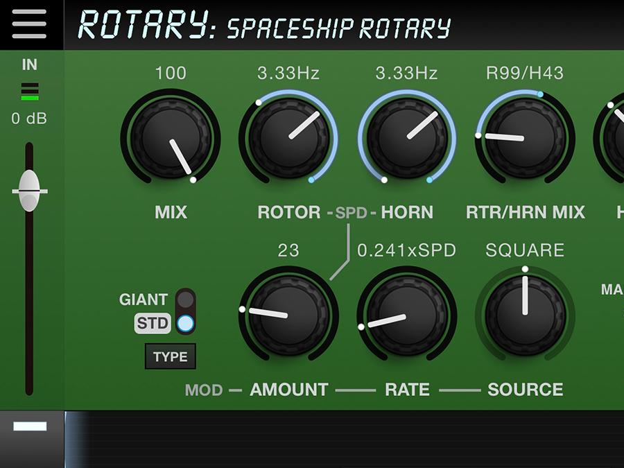Rotary Mod Plug-in