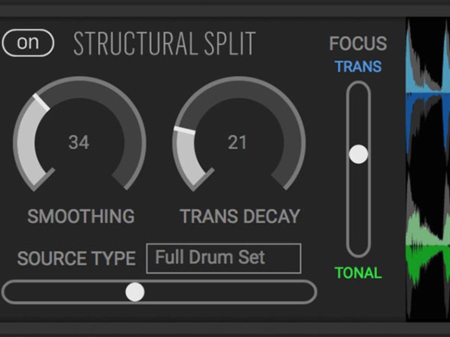 Physion | Eventide Audio Splitting Plugin