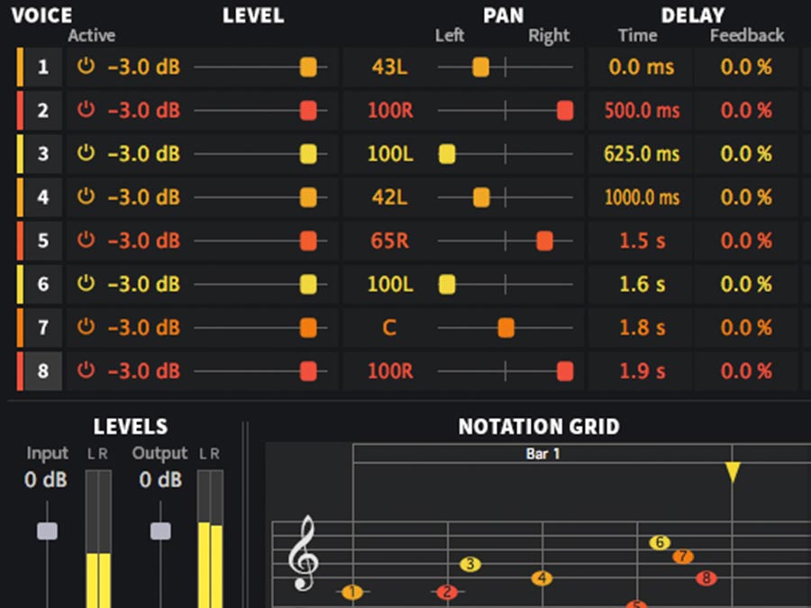 Octavox | Eventide 8 Voice Diatonic Pitch Shift Harmonizer Plugin