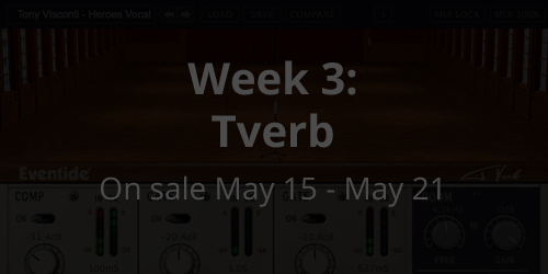 Week 3 Sale: Tverb
