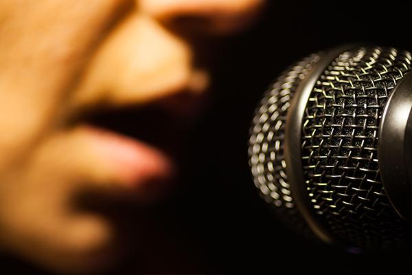 Fission for vocals