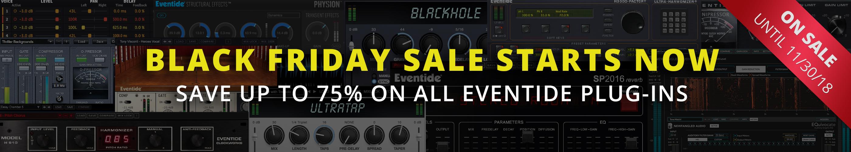 Eventide Audio Sale