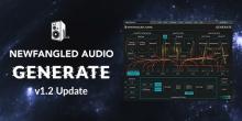Newfangled Audio Generate v1.2 Update
