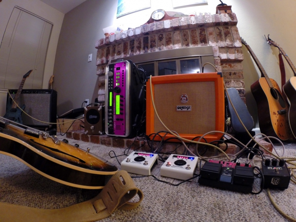 Some of my gear