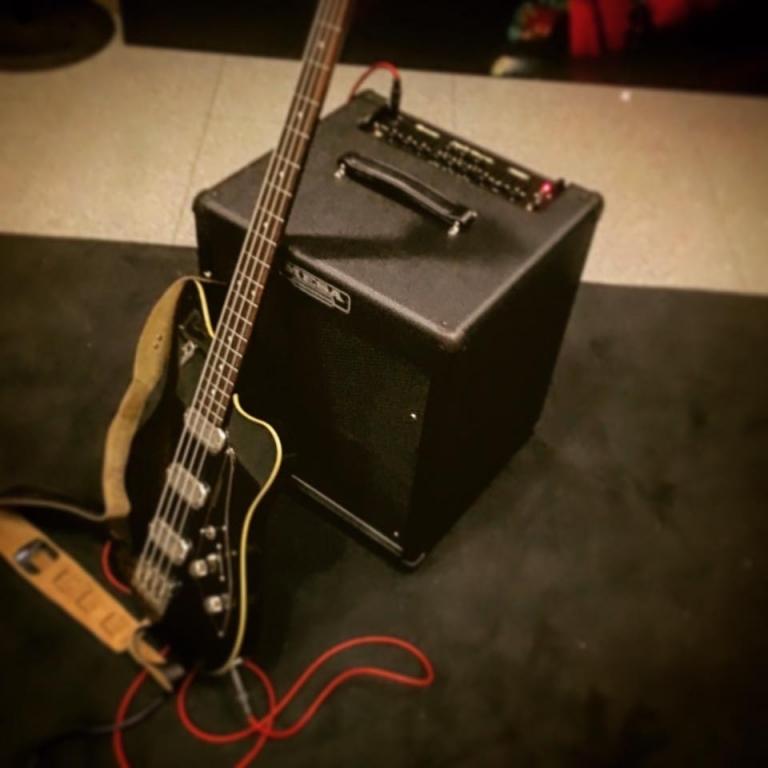 Duesenberg Triton Bass & Mesa Boogie